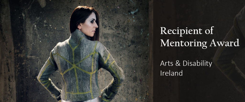 Arts and Disability Ireland Mentoring Award