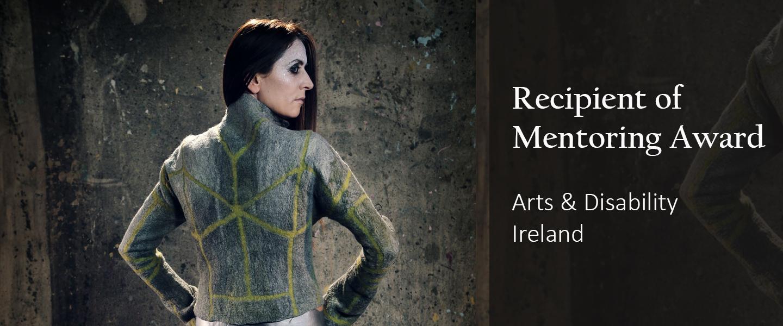 Arts and Disability Ireland Mentoring Award