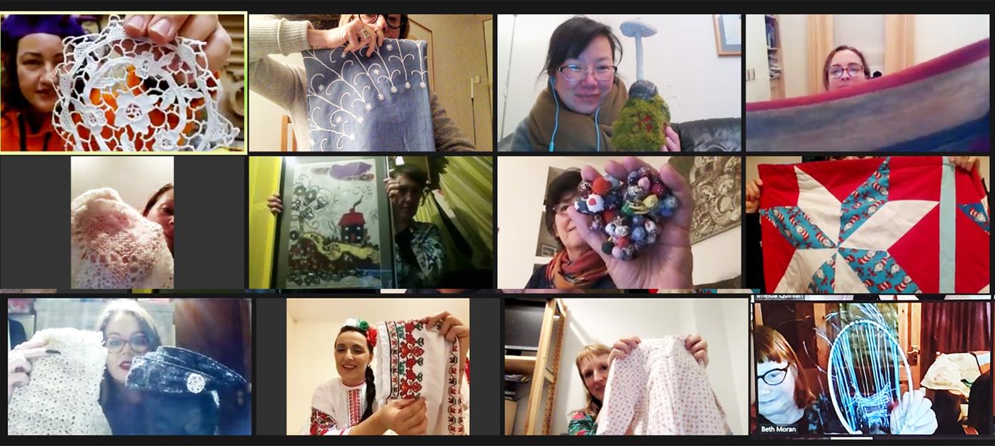 Textile Get Togethers