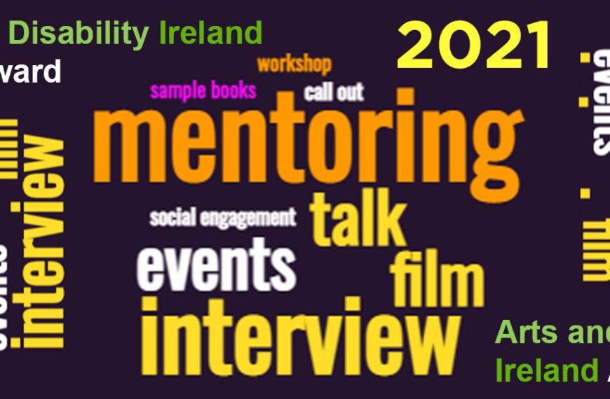 Report: Arts & Disabilities Ireland Mentoring Grant 2020