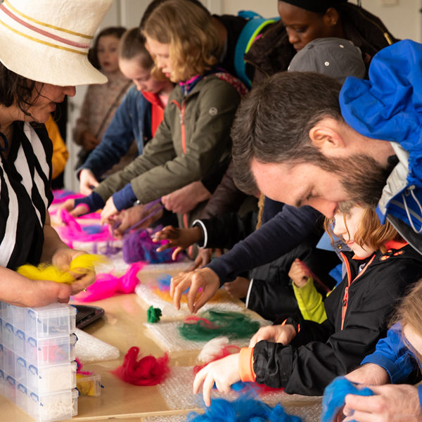 Textile Making Summer Camps @ Marlay Park